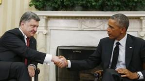 """Barack Obama critica Rússia pela """"agressão"""""""