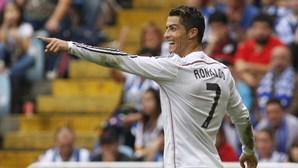 Real Madrid demolidor