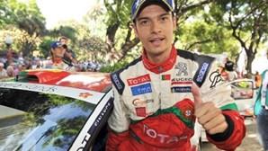 Bruno Magalhães termina em terceiro o Rali do Chipre