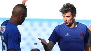 Belenenses vence Marítimo com golo de Miguel Rosa
