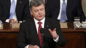 Ucrânia: Presidente diz que país tem que estar preparado