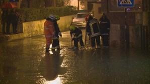 Chuva provoca seis inundações em Castelo de Vide