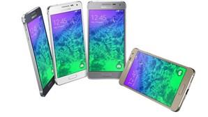 Samsung lança rival do iPhone 6
