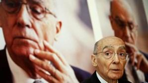Romance inacabado de Saramago é apresentado em Lisboa