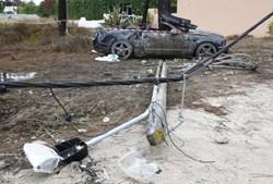 Acidente ocorreu na Aroeira, no concelho de Almada