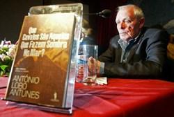 António Lobo Antunes, escritor português
