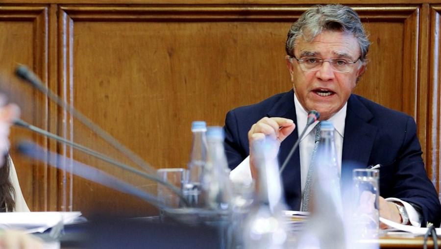 Alberto da Ponte, presidente da RTP, esteve ontem na Comissão Parlamentar de Ética