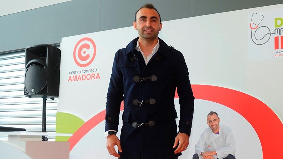 Carlos Martins, de 32 anos, está no Benfica desde 2008
