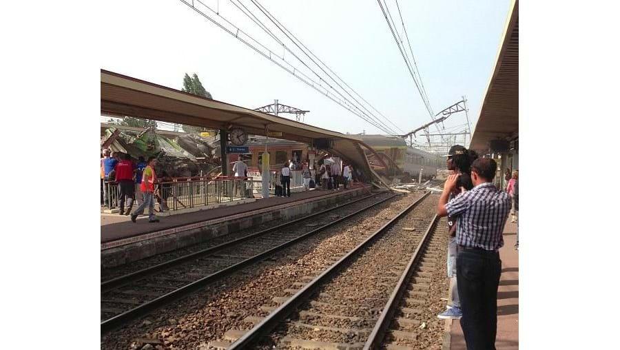 Acidente ferroviário causou sete mortos e dezenas de feridos