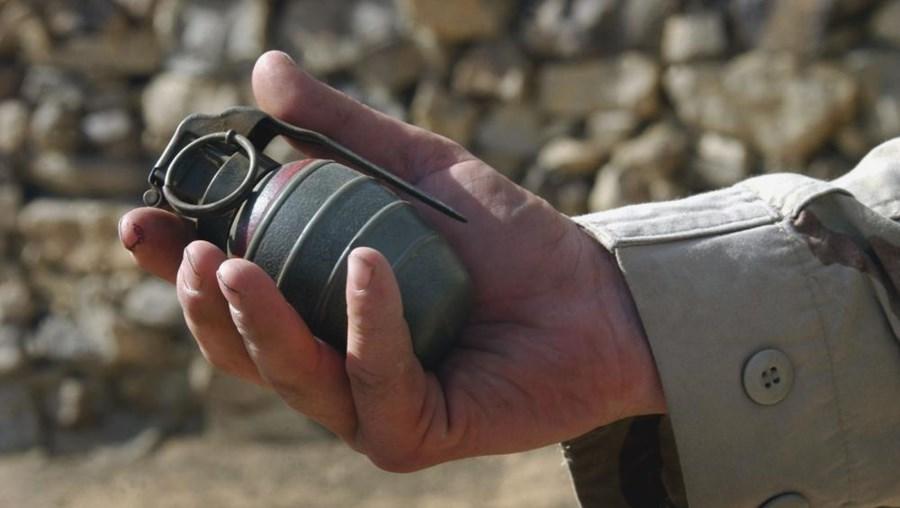 Granada foi desativada elementos do Centro de Inativação de Engenhos Explosivos da PSP