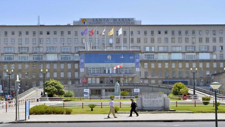 Ministro da educação não comentou as razões da demissão da diretora clínica do hospital de Santa Maria, em Lisboa