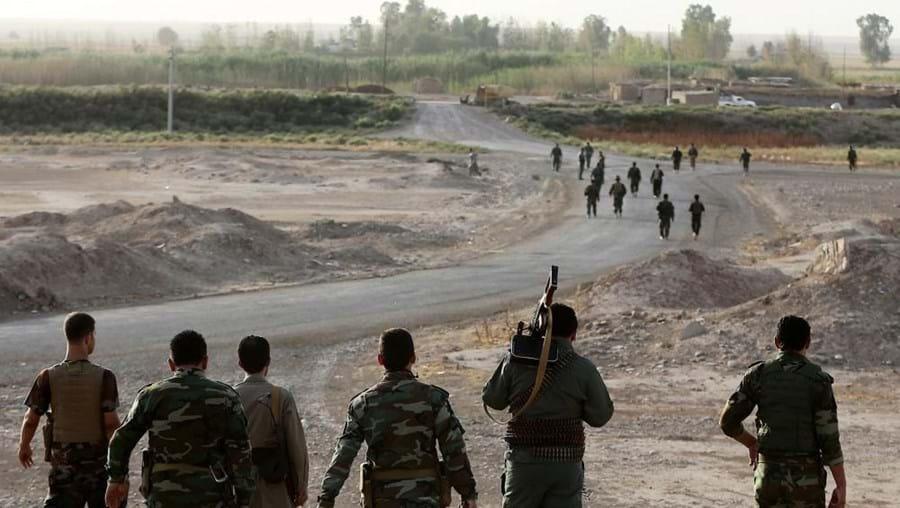 Exército iraquiano procura recuperar terreno