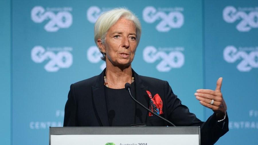 Christine Lagarde disse que estudo do organismo indica que economia crescerá apenas 1,5%