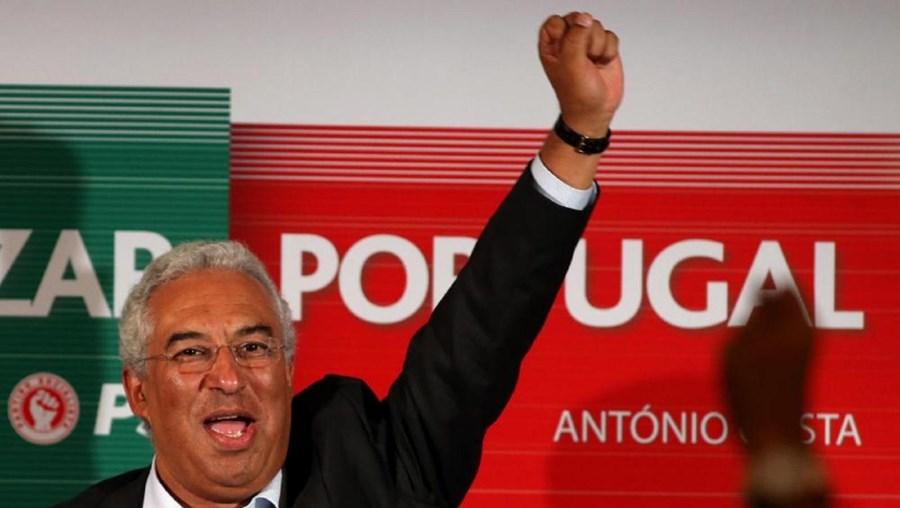 António Costa do PS