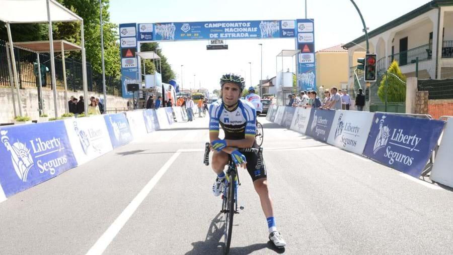 Tiago Machado acabou em 3º lugar na última Volta a França.