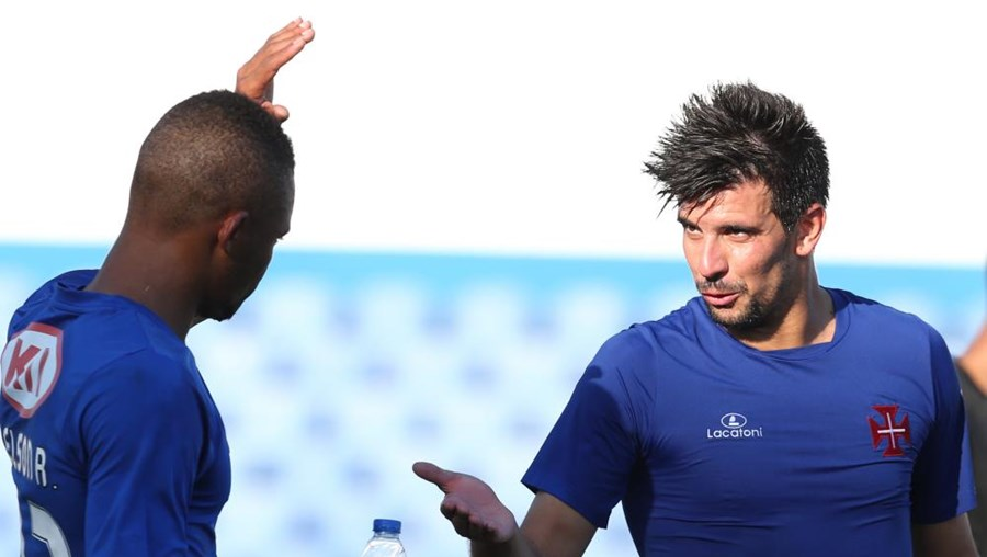 Miguel Rosa fez o único golo do encontro aos 85 minutos