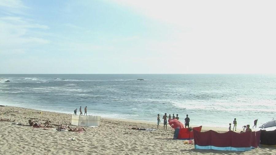 Tragédia ocorreu na Praia da Lagoa em Póvoa de Varzim