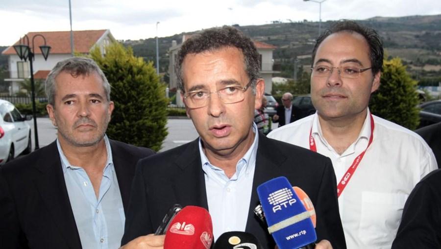 António José Seguro, candidato às primárias do PS