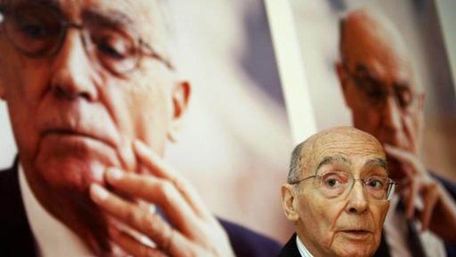 O escritor português José Saramago faleceu em junho de 2010.