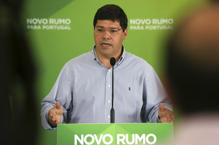 Secretário-nacional do Partido Socialista, Eurico Brilhante Dias