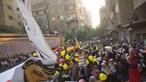Pelo menos 188 vítimas de assédio sexual nas ruas do Cairo em 4 dias