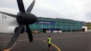 PS alerta para redução da área útil da pista do aeroporto da Horta nos Açores