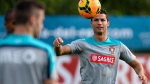 Ronaldo mete Tiago e Carvalho em sentido