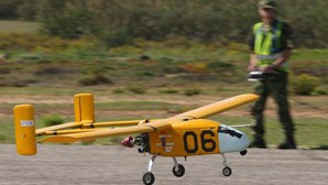 Criada aeronave não tripulada para vigilância marítima