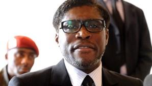 Filho de Presidente da Guiné Equatorial faz acordo com EUA