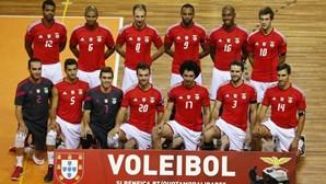 Benfica conquista Supertaça de voleibol