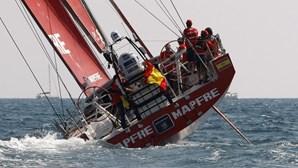 Participantes da Volvo Ocean Race partem de Alicante