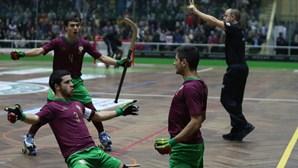 Portugal conquista europeu de hóquei em patins