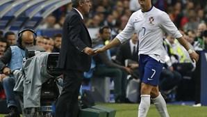 Declarações após o jogo França-Portugal