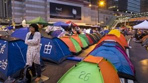 Sessenta detidos na China por apoiarem protestos