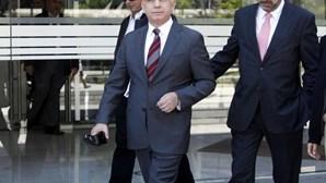 Duarte Lima conhece sentença a 28 de novembro
