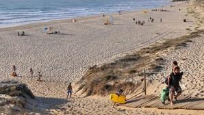 Os distritos mais quentes de Portugal amanhã