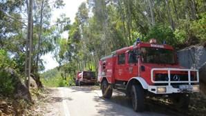 Monchique em risco muito elevado de incêndio