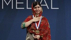 Malala Yousafzaï laureada com medalha da liberdade