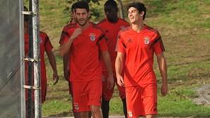 Benfica procura primeiros pontos na 'Champions'
