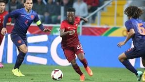 Seleção de sub-21 defronta Inglaterra em jogo particular