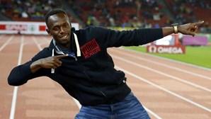 Usain Bolt na luta contra o ébola