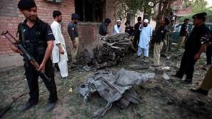 Ataques aéreos no Paquistão matam 18 rebeldes