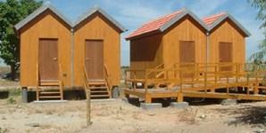 7º: Santarém vai contar com 31 graus de temperatura máxima (na imagem, a praia Doce, uma praia fluvial em Salvaterra de Magos, distrito de Santarém)
