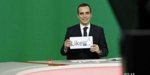 O jornalista Rui Pedro Vieira dá-lhe as primeiras notícias do dia