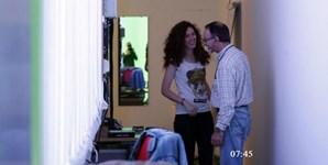 Mariana e Paulo fazem parte da equipa que dá assistência ao estúdio