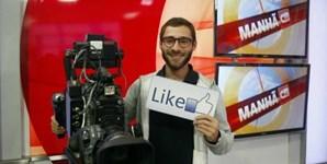 O repórter de imagem Luís Nobre Botas