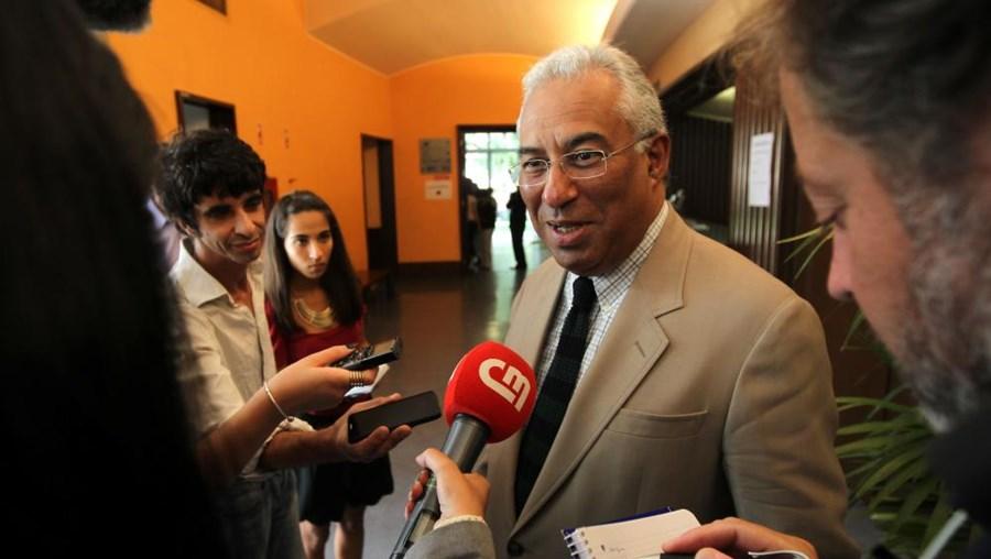 António Costa deverá ser o primeiro a discursar no congresso