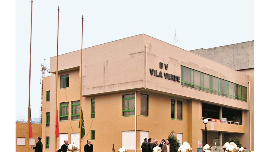 Francisco Gomes pertence à corporação de Vila Verde