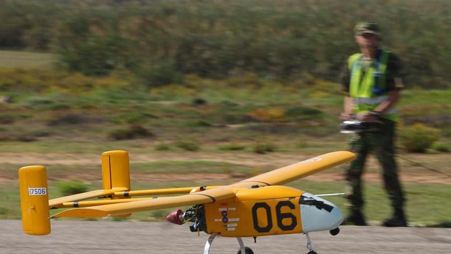 O 'Sharpeye 14' tem lugar a partir do aeródromo civil de Santa Cruz, em Torres Vedras