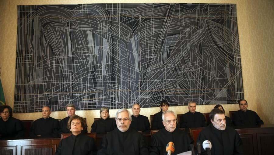 Juízes do Tribunal Constitucional chumbaram oito medidas dos Orçamentos de Estado do atual governo